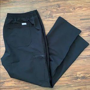 Figs Yola-skinny scrub pants